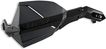 cubre manos UFO caiman negro c/aluminio