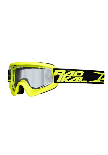antiparra x- brand/radikal gox/flat yellow