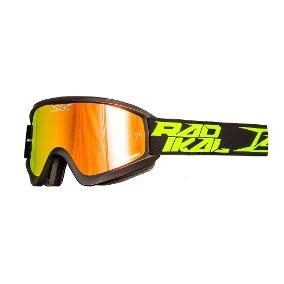 antiparra x- brand/radikal eks s black/safety yellow