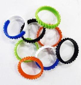 pulseras cubierta milenium