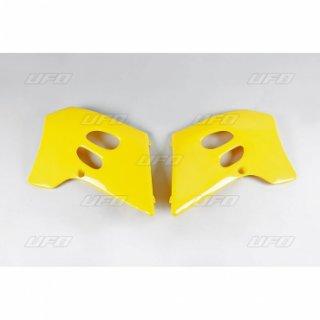 aletas tanque suzuki rm 125/250 94/95 amarillo ufo