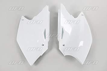 cachas suzuki rmz 250 04/06 blancas ufo