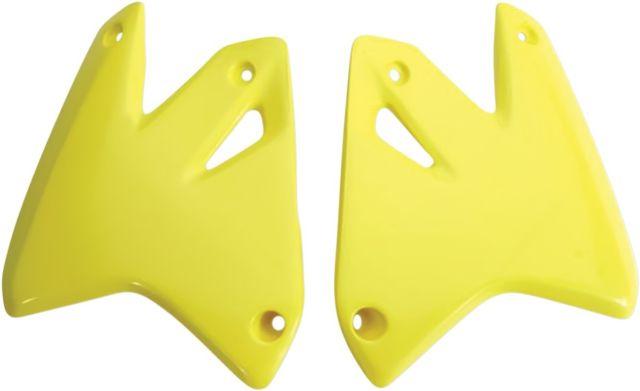 aletas tanque suzuki drz 400 00/09 amarillo ufo