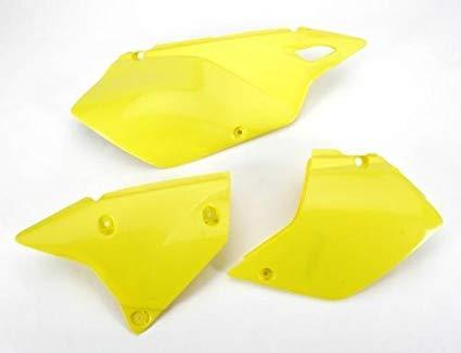cachas yamaha drz 400 00/10 amarillo ufo