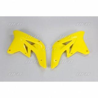 aletas tanque suzuki rmz 250 07-09 amarillo ufo
