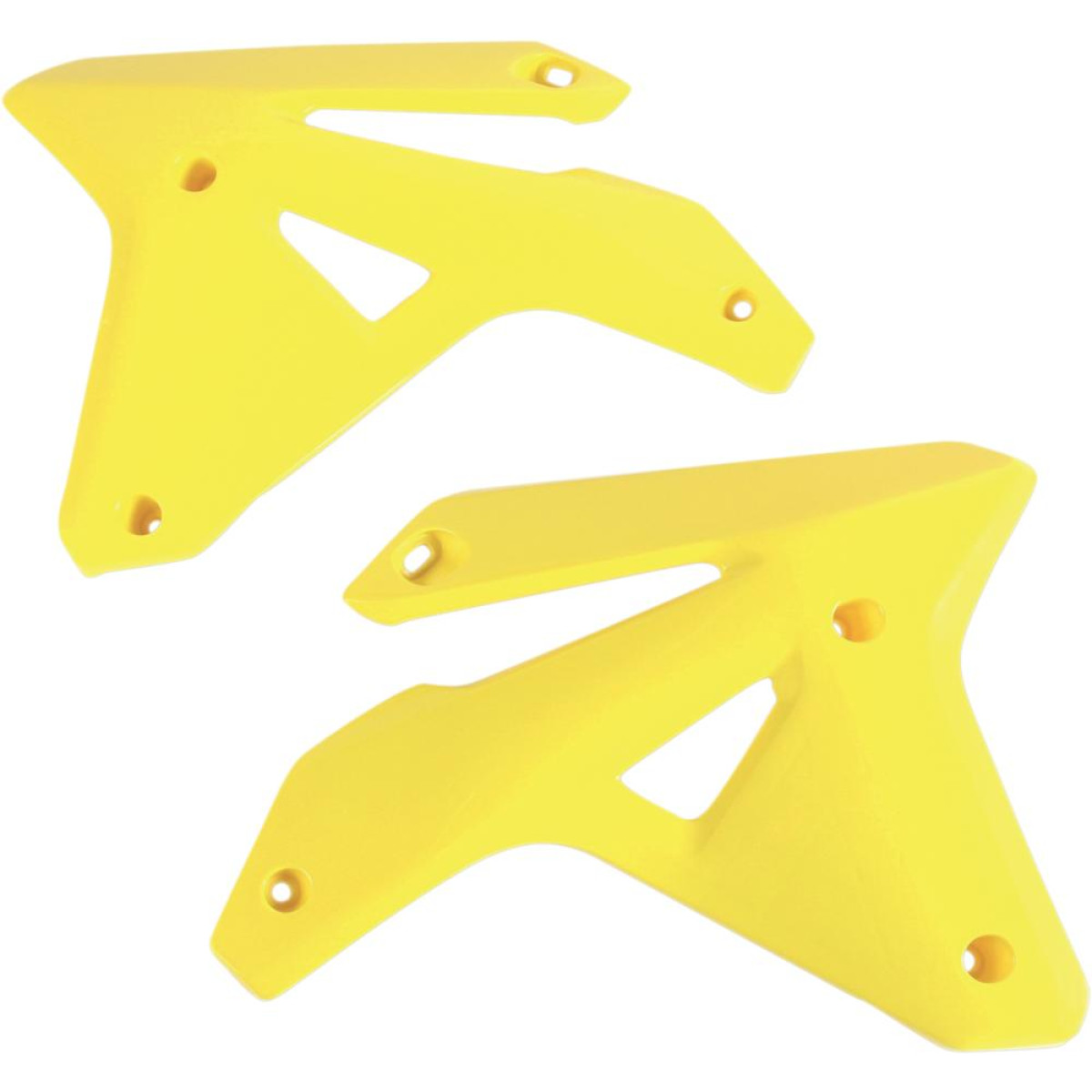 aletas tanque suzuki rmz 450 2007  amarillo ufo