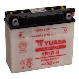 bateria yuasa YB7B-B c/Acido