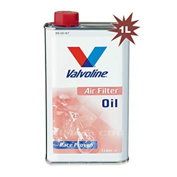 aceite para filtro valvoline 1L