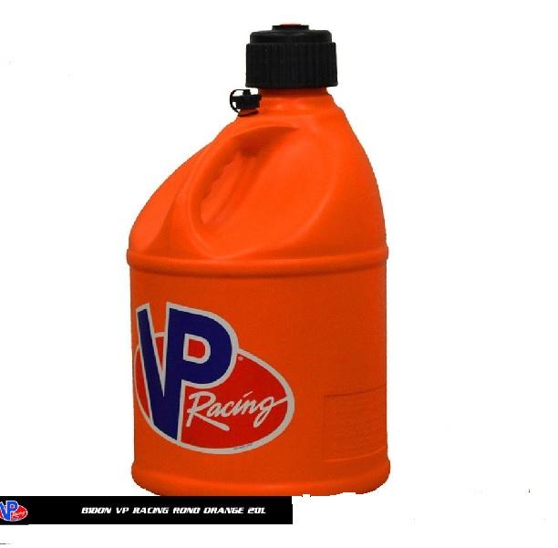 bidon vp round 20 litros orange