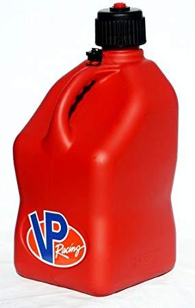 bidon vp square 20 litros red