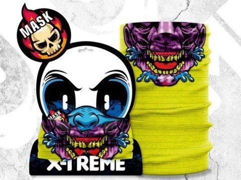 cuello multifuncion x-treme mask