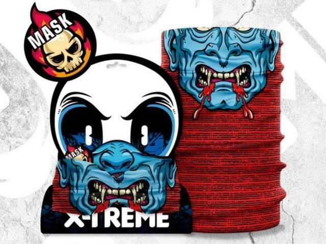 cuello multifuncion x-treme mask