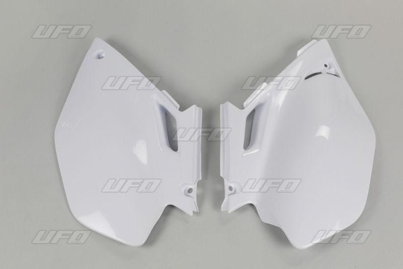 cachas yamaha yzf 250/450 03/05 blanca ufo