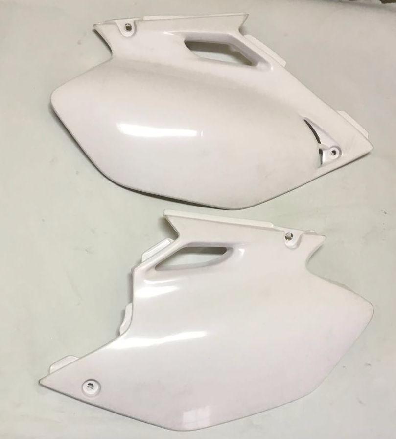 cachas yamaha wr 250/450f 03/05 blanca ufo